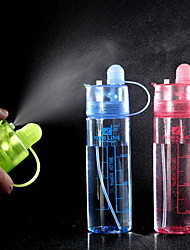 Sports Bottle, Spray Water Bottle