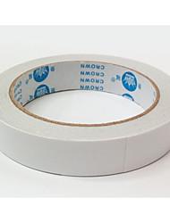 couleur blanche autres emballages en matériau&expédition ruban adhésif double face d'un paquet de neuf