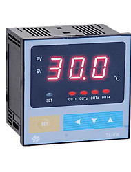 ta-4w instrument de contrôle de la température (prise en courant alternatif 220V 50Hz; plage de température: -0 à 50 (℃))