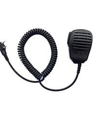 Car General-Purpose Hand Microphone Walkie Talkie Shoulder Microphone K Head Accessories Sm-13 Microphone In Hand