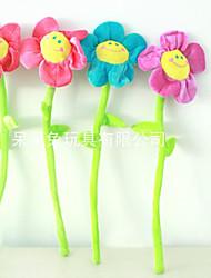 algodón de la flor preciosa juguete de peluche