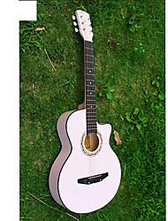 Beginner 38 Inch Wood Guitar