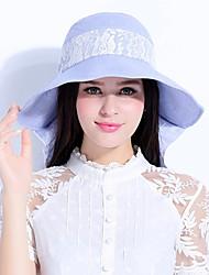 CACUSS Women Cotton Sun Hat,Casual Summer