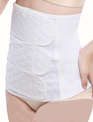 Cotton Closed the Corset Natural Birth Caesarean Section Corset with Closed Wound