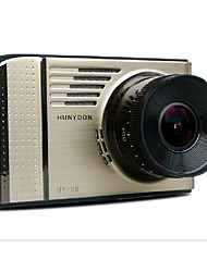 carro de condução gravador de HD 1080p concha de metal super grande visão noturna