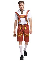 German Beer Man Costume Adult Oktoberfest Costume