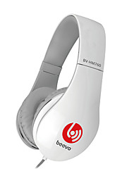 Beevo BV-HM760 Headphone Stereo Sound with Microphone Compatible with Cell phones and Computers