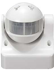 PIR Infrared Motion Sensor Detector Movement Switch Two Color(AC110-240V)
