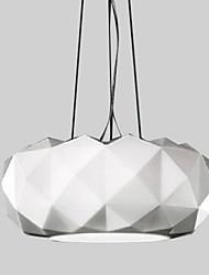 Lustre Pendente para 1 luz Diamante Luxuoso