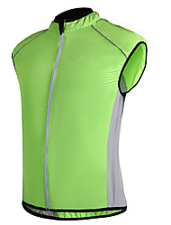 Sports® Cycling Vest Unisex Sleeveless Waterproof / Windproof / Dust Proof Bike Windbreakers Polyester Classic Spring / Summer