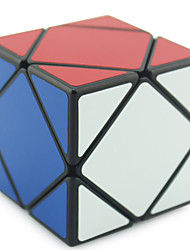 Shengshou® Smooth Speed Cube Alien / Skewb Professional Level Stress Relievers / Magic Cube / Puzzle Toy Black / White Plastic
