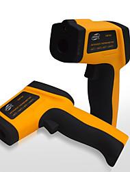 pistola de infrarrojos termómetro electrónico de mano industrial digital (vendido gm500 (-50 ~ 500 ℃))