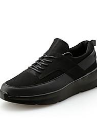 Women's Sneakers Spring / Summer / Fall / Winter Creepers / Comfort / Flats PU Outdoor / Casual Flat Heel