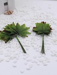 1 1 Филиал Пластик Pастений Букеты на стол Искусственные Цветы 4.7、4.3、2.3、1.57inch/12、11、6、4cm