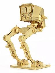 3D - Puzzle Freizeit Hobby / / / Metall Bronze Für Kinder