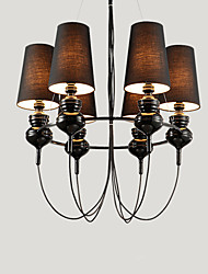 3 Chandelier ,  Modern/Contemporary Others Feature for Designers Metal Living Room / Bedroom / Dining Room