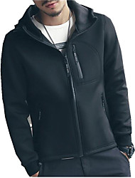 DMI™ Men's Hoodie Solid Casual Jacket