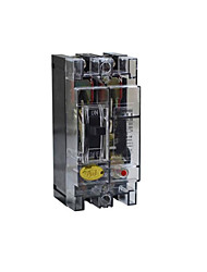 Transparent Plastic Case Circuit Breaker(Release Current rating: 100 (A),Rated Voltage: 380V)