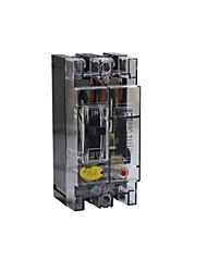 disjoncteur de boîtier en plastique transparent (release note actuelle: 100 (a), tension nominale: 380v)
