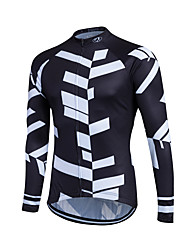 Quick Dry Breathable Cycling Jersey Long Sleeve Autumn Spring Men's Shirt Bicycle Wear Racing Tops Cycling Clothings