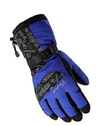 теплая зима моды ветрозащитные перчатки лыжные перчатки утолщение альпинизмом мотоцикл перчатки