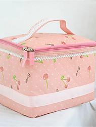 Cosmetics Storage Box Portable Quantitative Jewelry Capacity Cosmetic Box Handbag