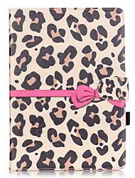 Para Porta-Cartão / Com Suporte / Estampada Capinha Corpo Inteiro Capinha Other Macia Couro PU Apple iPad Air 2