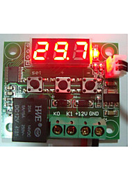 Temperature Controller (Plug in DC-12V; Temperature Range:-50-110℃)