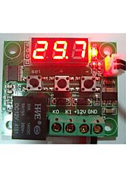 controlador de temperatura (plug no dc-12v; faixa de temperatura: -50-110 ℃)