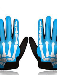 KINGBIKE/LIFETONE® Sports Gloves Women's / Men's / Unisex Cycling Gloves Spring / Autumn/Fall Bike GlovesAnti-skidding / Breathable /