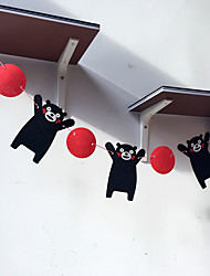 Разные цвета Аксессуары для вечеринок День рождения 1Шт./набор Аксессуары для костюмов Экологичныйматериал Классика OtherНе
