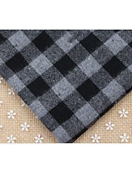 Apparel Fabric & Trims Checks Fabric Plain Cotton