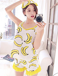 Women Cotton Pajama Suit