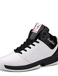 New Men's Lace-up Basketball Shoes Comfortable Hombre Trainers