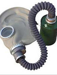 máscara especial protección laboral máscara de gas máscara de gas aisladas de gas de la cubierta completa