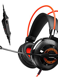 Somic G925 Gaming Headset Deep Bass Stereo Surround Sound Over-Ear Game Headphone with Mic Volume Control for PC Gamer
