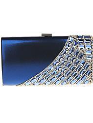 Women Satin Formal/ High-grade /Diamond Decoration/ Casual / Event/Party / Wedding Clutch / Evening Bag
