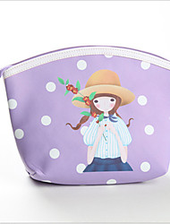 Cartoon Travel Cosmetics Containing Bag Waterproof Cosmetic Bag Female
