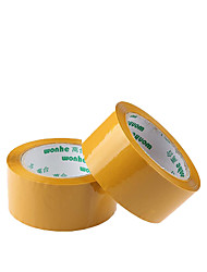 transparente Taobao fita branca fita de embalagem caixa selada