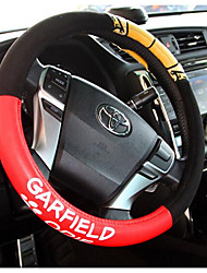 coche de dirección cubierta de la rueda del medio ambiente no tóxico y no irritante olor antideslizante
