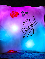 1PC Colorful Color-Changing Stochastic Pattern Romantic Birthday Present Birthday Present Bolster Night Light