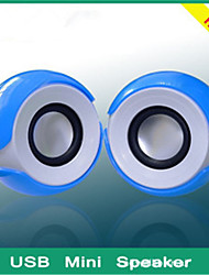 ordinateur portable type petit haut-parleur / pétale /usb2.0 haut-parleur / mode haut-parleur