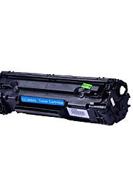 facile d'ajouter des cartouches de poudre hp hp388a hp88a hp1007 1008 m1136 p1108 CC388A pages imprimées 1500