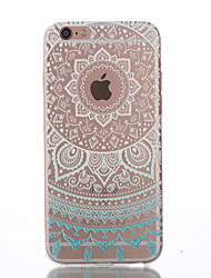 Кейс на заднюю панель Other Other TPU Мягкий Для крышки случая Apple iPhone 6s Plus/6 Plus / iPhone 6s/6 / iPhone SE/5s/5