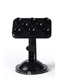 Vehicle Mounted 360 Degree Rotation 8 Small Suction Cup Holder Mobile Phone Navigation Multifunction Support