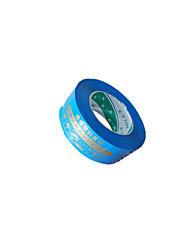 colore blu altri imballaggi di materiale&nastro di avvertimento di spedizione un pacchetto di due