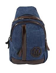 Для мужчин Деним Спортивный / Для отдыха на природе Слинг сумки на ремне