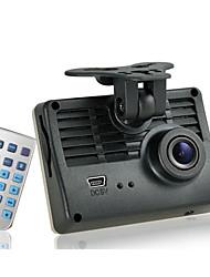 высокой четкости широкоугольный ночного видения 1080p / 720p управляя рекордером