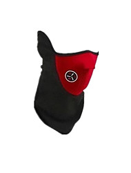 Red Color, Other Material, Protection Accessories, 16-04 Red, Outdoor, Field, Face Protection Mask, A Pack of Two