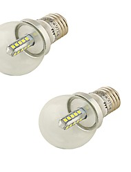 YouOKLight 2PCS E27 4W 360lm 6000K 20xSMD2835 White Light LED Bulb Lamp(85~265V)